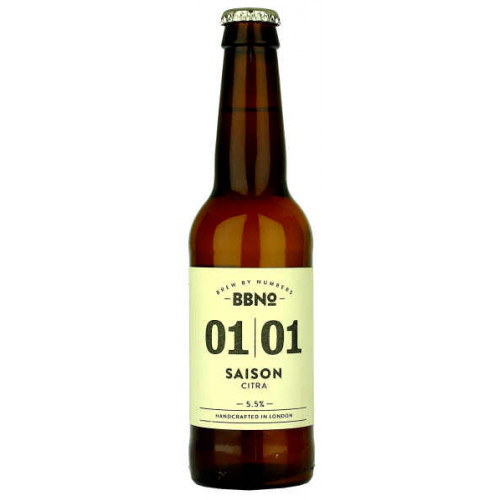Brew By Numbers 01/01 Saison (Citra)
