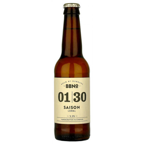 Brew By Numbers 01/30 Saison (Loral)