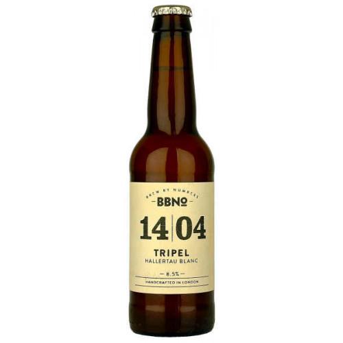 Brew By Numbers 14/04 Tripel (Hallertau Blanc) (B/B Date 26/01/19)