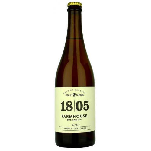 Brew By Numbers 18/05 Farmhouse (Rye Saison)