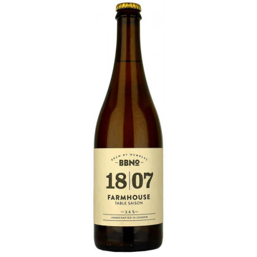 Brew By Numbers 18/07 Farmhouse (Table Saison)