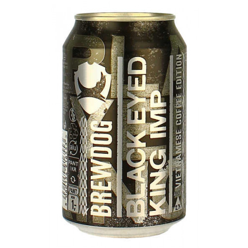 Brewdog Black Eyed King Imp Vietnamese Coffee Edition Can