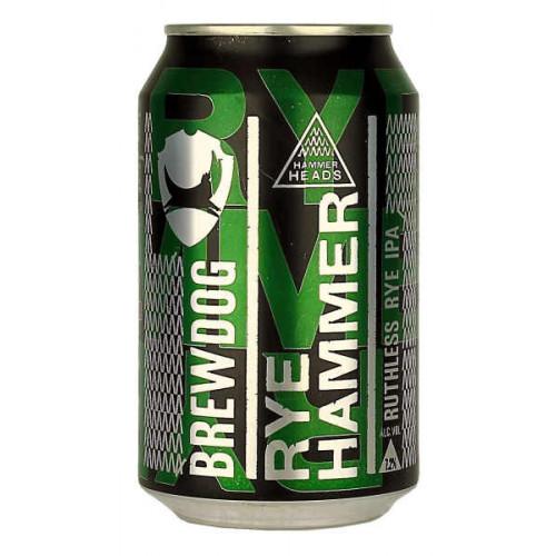 Brewdog Rye Hammer Can