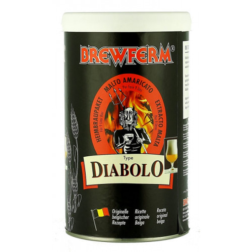 Brewferm Diablo (Golden) Home Brew Kit