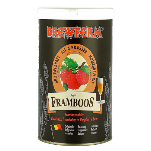 Brewferm Framboos Home Brew Kit