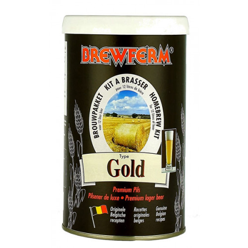 Brewferm Gold Home Brew Kit