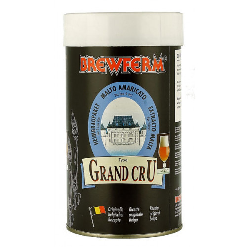 Brewferm Grand Cru (Gold) Home Brew Kit