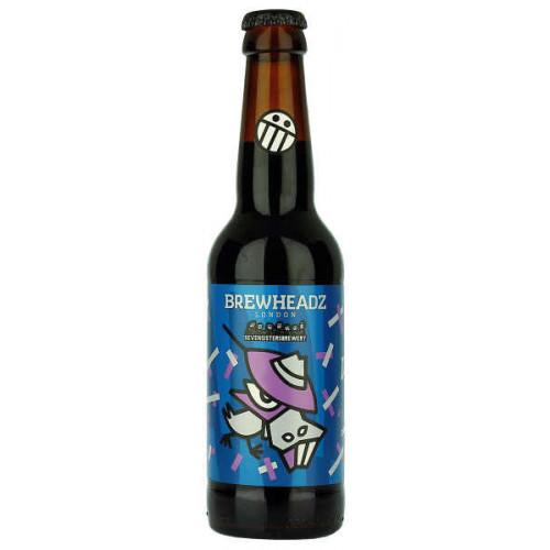 Brewheadz/Seven Sisters Brewery Dark Wheat Duck