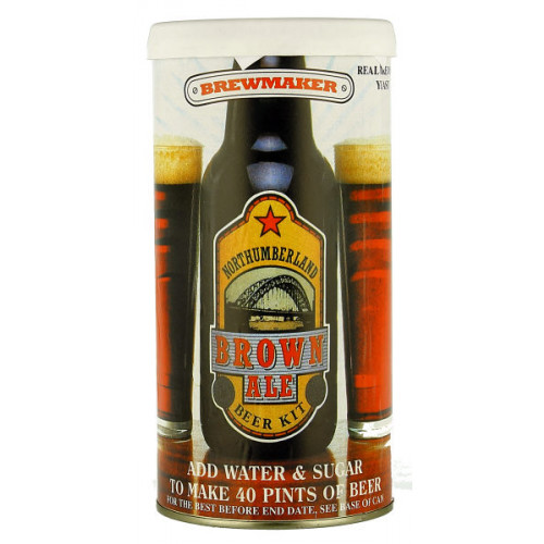 Brewmaker Brown Ale Home Brew Kit