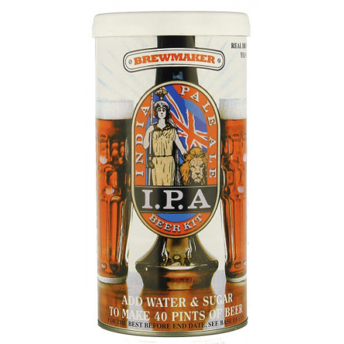 Brewmaker IPA Home Brew Kit
