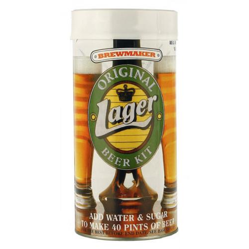 Brewmaker Lager Home Brew Kit