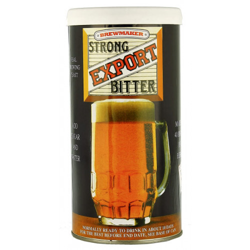 Brewmaker Extra Strong Bitter Home Brew Kit