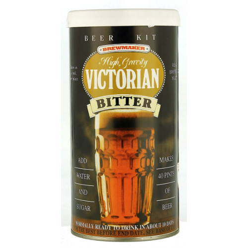 Brewmaker Victorian Bitter Home Brew Kit