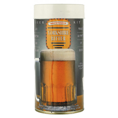 Brewmaker Yorkshire Bitter Home Brew Kit