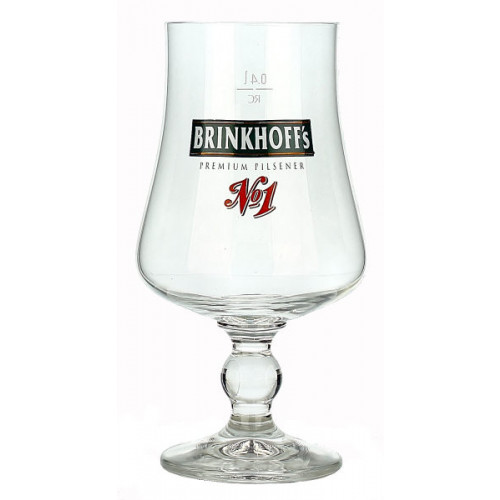 Brinkhoffs Goblet Glass 0.4L
