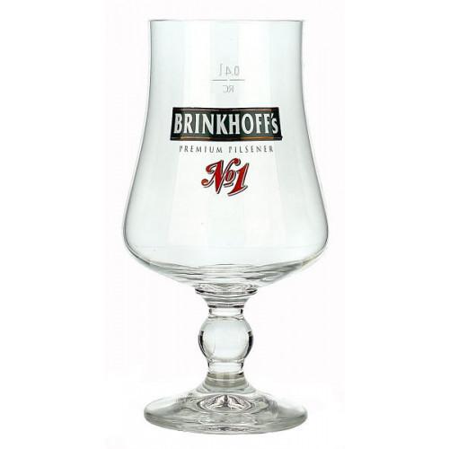 Brinkhoffs Goblet Glass 0.4L