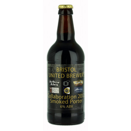 Bristol Beer Factory Collaboration 2012 Smoked Porter