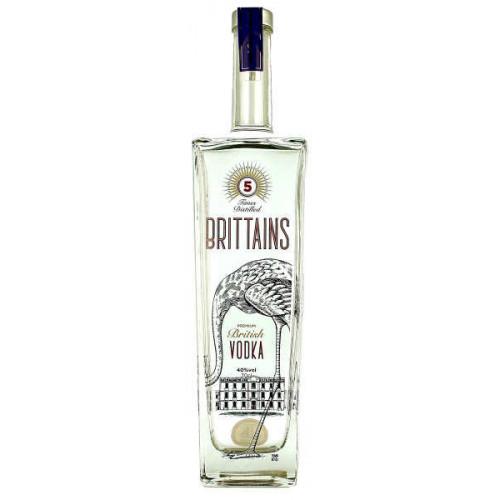 Brittains Premium 5 Times Distilled Vodka