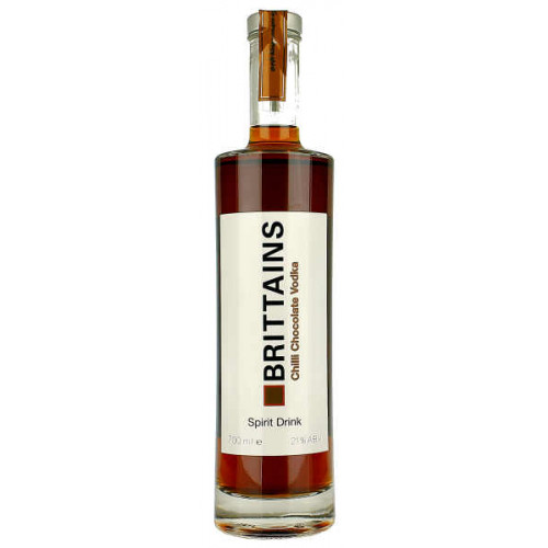 Brittains Chilli and Chocolate Vodka Spirit
