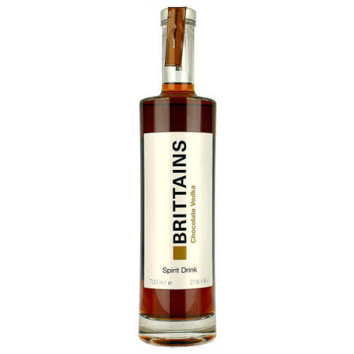 Brittains Chocolate Vodka Spirit