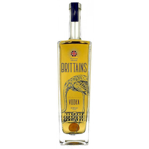Brittains Premium Butterscotch Vodka