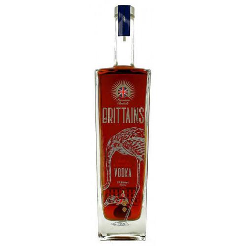 Brittains Premium Chilli and Chocolate Vodka