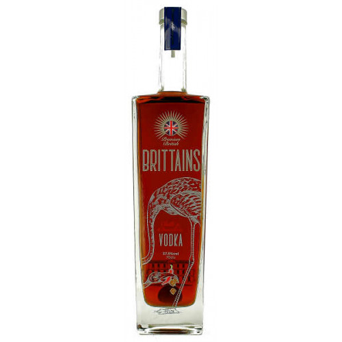 Brittains Premium Chilli and Chocolate Vodka