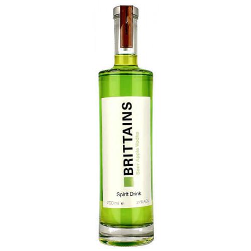 Brittains Sour Apple Vodka Spirit