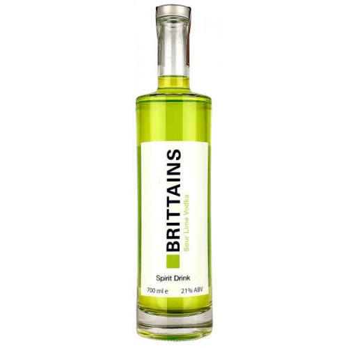 Brittains Sour Lime Vodka Spirit