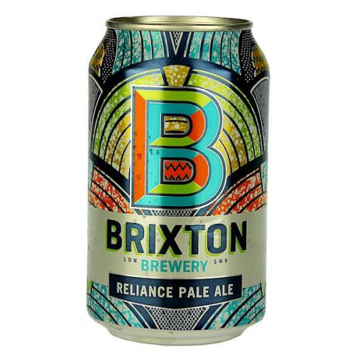 Brixton Reliance Pale Ale Can