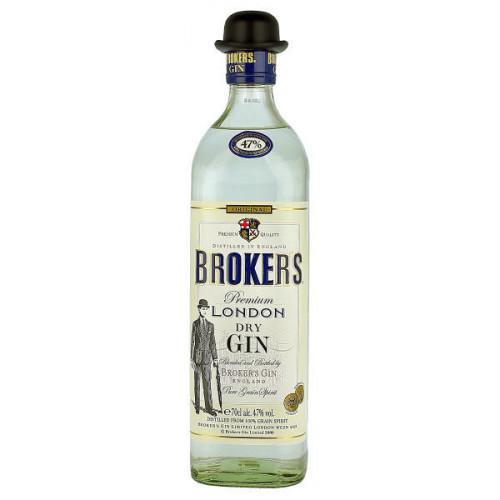 Brokers Premium London Dry Gin