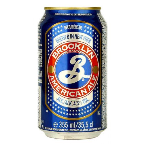 Brooklyn American Ale Can