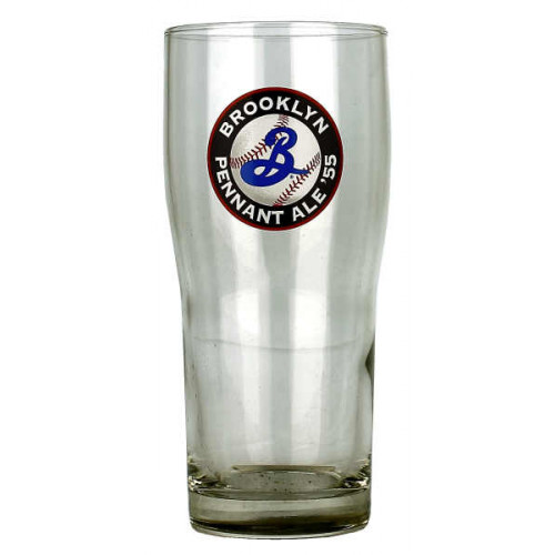 Brooklyn Pennant Glass