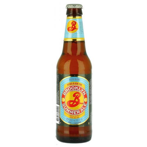 Brooklyn Summer Ale (B/B Date 02/02/19)