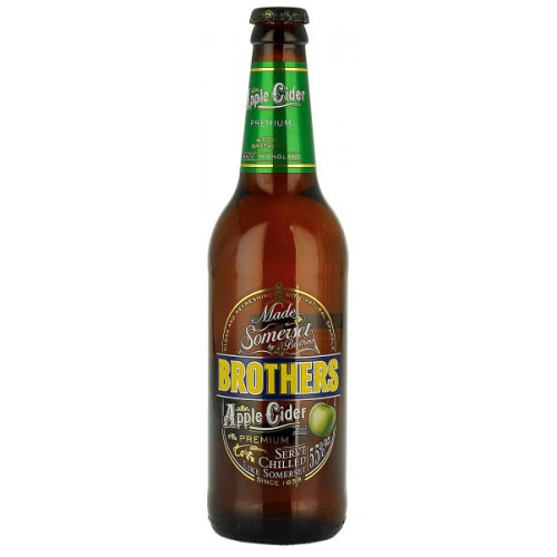 Brothers Bittersweet Apple Cider (B/B Date 17/05/19)
