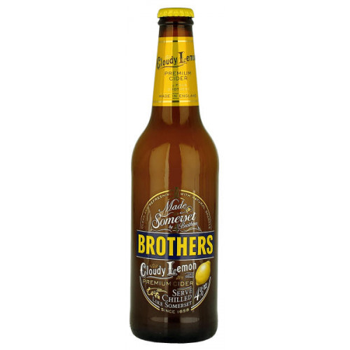 Brothers Lemon Mixed Pear Cider