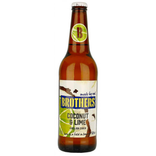 Brothers Coconut and Lime Cider (B/B Date 13/09/19)