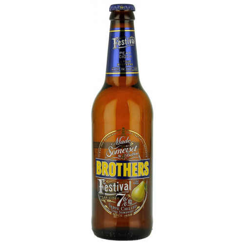 Brothers Pear Cider 7.0