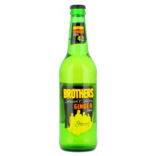 Brothers Ginger Cider