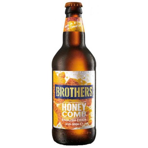 Brothers Honeycomb Cider