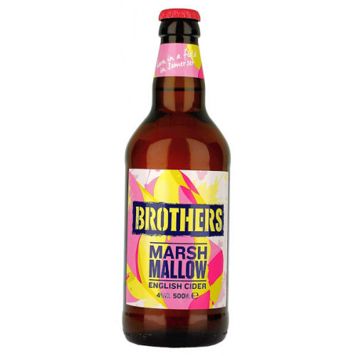 Brothers Marshmallow Cider