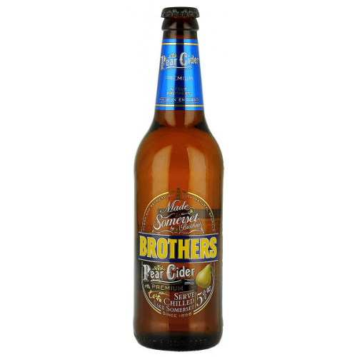 Brothers The Original Pear Cider