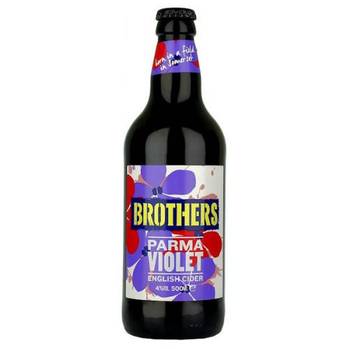 Brothers Parma Violet Cider