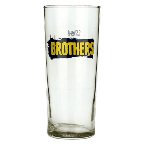 Brothers Cider Glass (Pint)