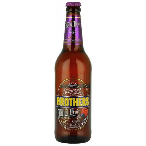 Brothers Wild Fruit Cider