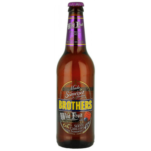 Brothers Wild Fruit Cider