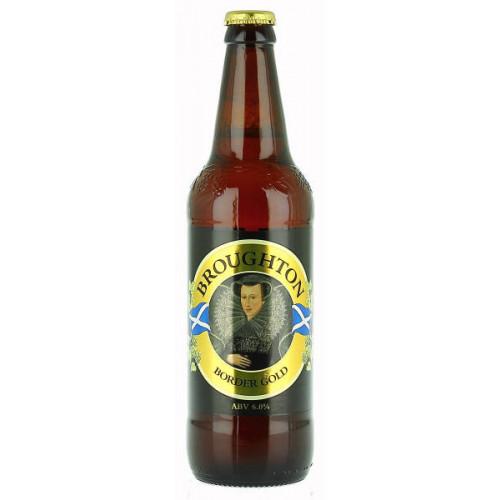 Broughton Border Gold Organic Ale