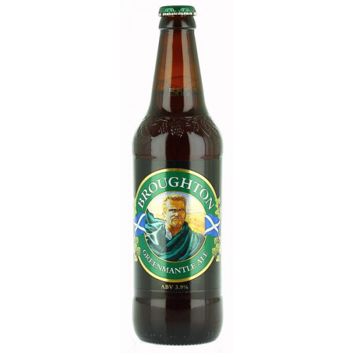 Broughton Greenmantle Ale