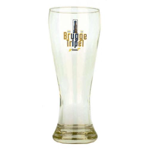 Brugge Tripel Tumbler Glass 0.33L