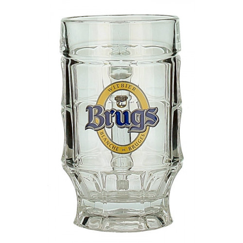 Brugs Tankard Glass 0.25L
